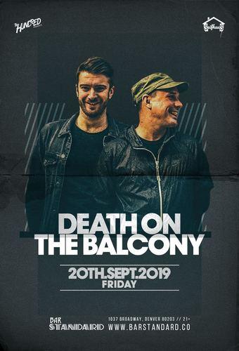 Death on the Balcony