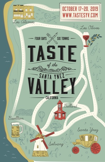 Taste of the Santa Ynez Valley