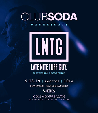 Club Soda w/ LATE NITE TUFF GUY