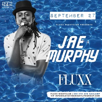 Fridays at FLUXX w/ Jae Murphy