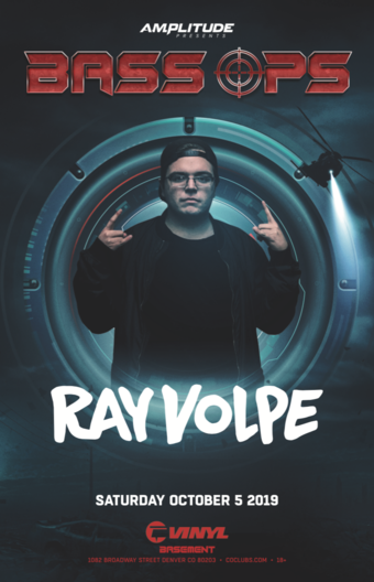 BASS OPS: Ray Volpe