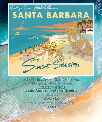 Sunset Sessions at Hotel Californian