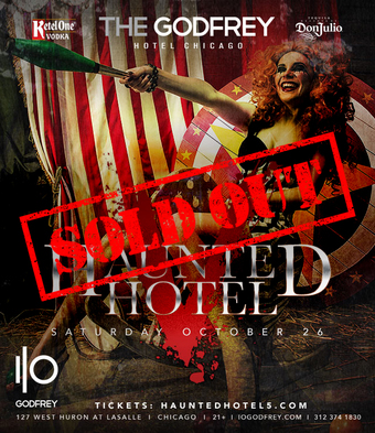 The Godfrey Haunted Hotel 2019