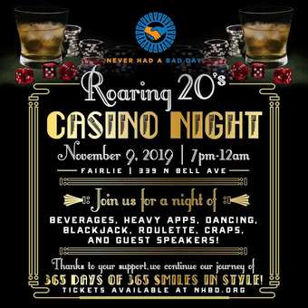 Roaring 20s Casino Night Gala