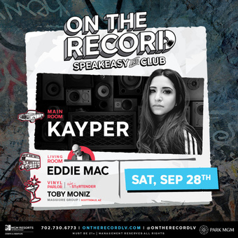 On The Record feat. KAYPER