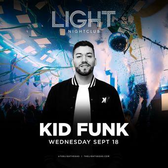 KID FUNK at LIGHT Vegas