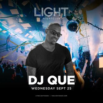 DJ Que at LIGHT Vegas