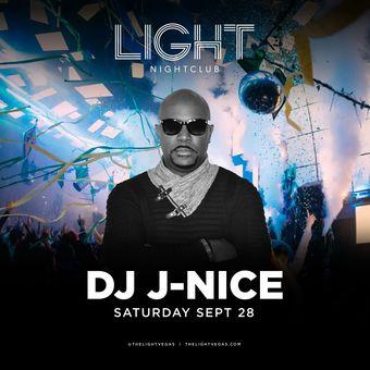 DJ J-Nice at LIGHT Vegas
