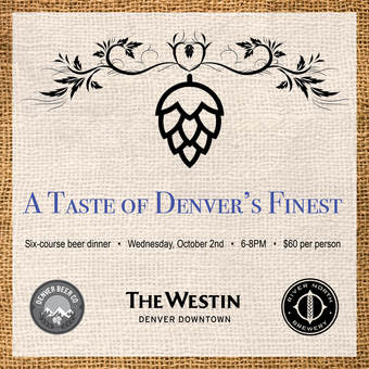 A Taste of Denver's Finest Beer Dinner