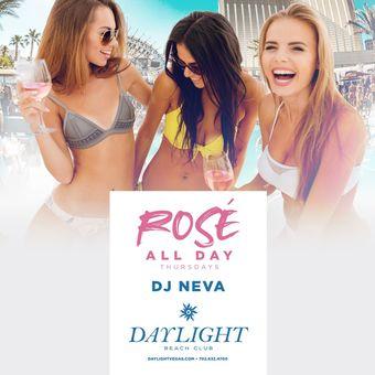 DJ Neva at DAYLIGHT Vegas