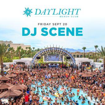 DJ Scene at DAYLIGHT Vegas