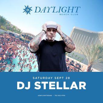 DJ Stellar at DAYLIGHT Vegas