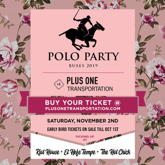 The Polo Party 2019