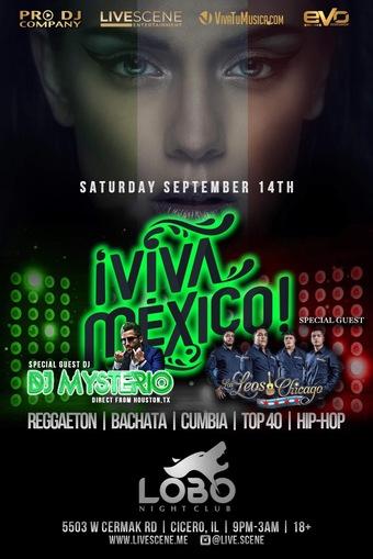 Viva Mexico - Bachata, Banda, Reggaeton (18+)