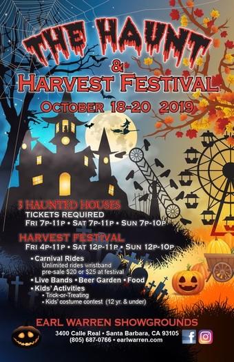 The Haunt & Harvest Festival