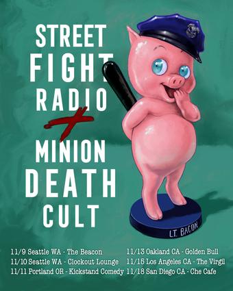 Street Fight Radio LIVE LA Show