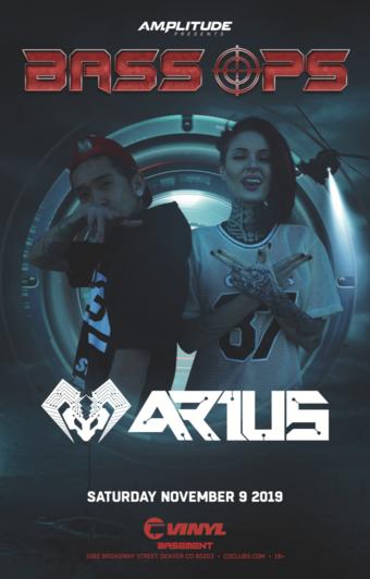 BASS OPS: Arius