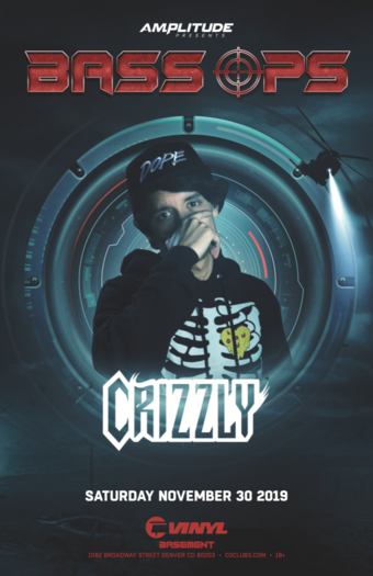 BASS OPS: Crizzly