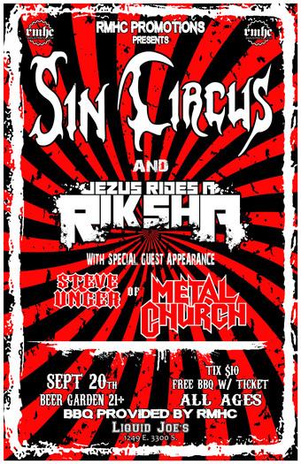Sin Circus
