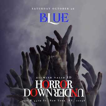 Blue Midtown - Halloween Party Saturday 10/26