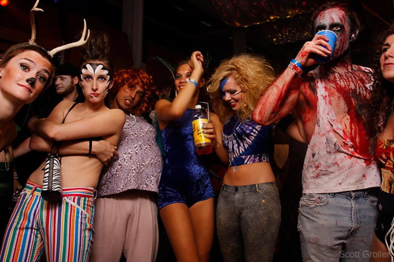 Halloween hastighet dating NYC