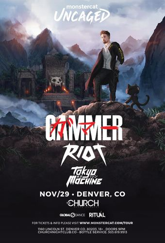 Gammer 'Monstercat' Tour