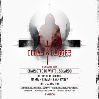 CLOAK & DAGGER 2019 - Night 1