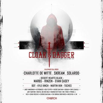 CLOAK & DAGGER 2019 - 2-Day Pass