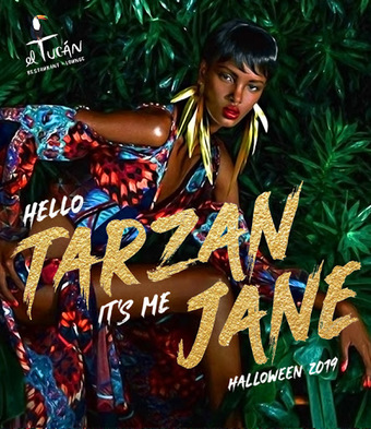 Hello Tarzan It's Me Jane