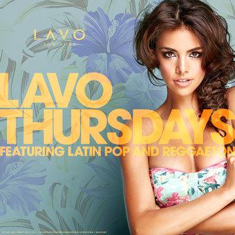 LAVO Thursdays