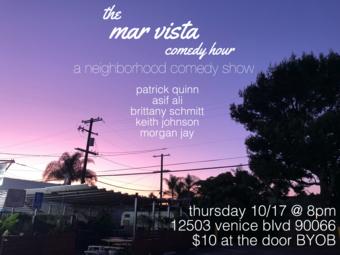 the mar vista comedy hour
