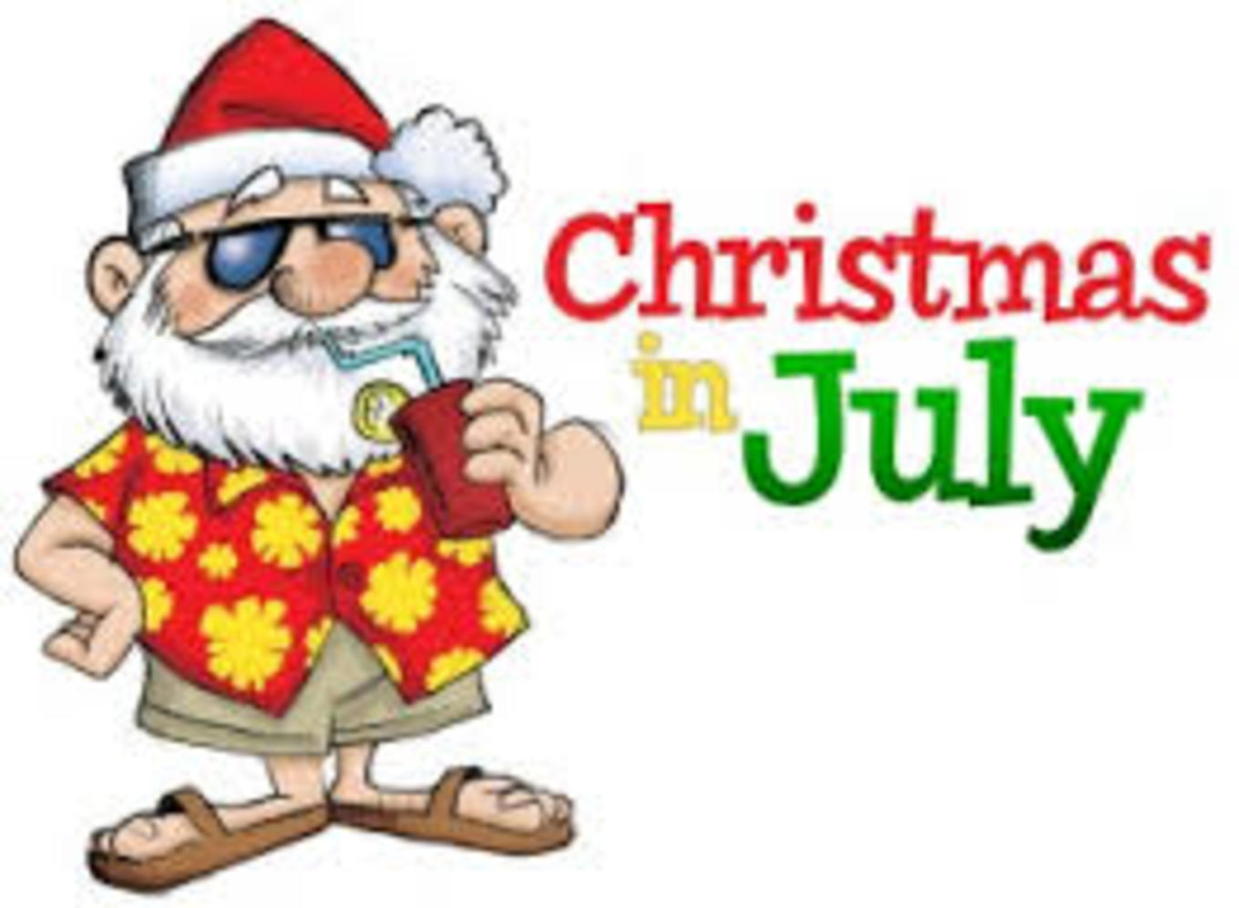 Christmas In July Party Clipart.Urban Party Adventure Christmas In July Tickets The