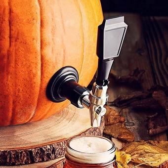 Pumpkin Carving and Tapping
