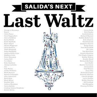 Salida's Next Last Waltz at the Ivy Ballroom