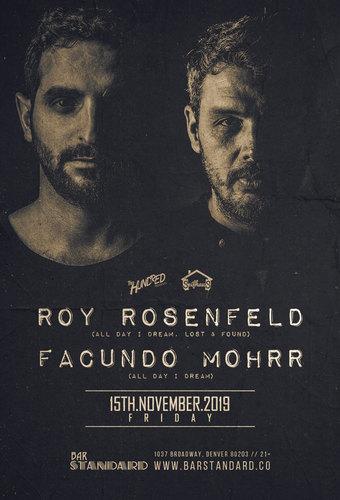 Roy Rosenfeld + Facundo Mohrr