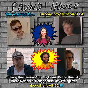 Pound House Tour