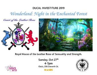 San Francisco Ducal Investiture 2019