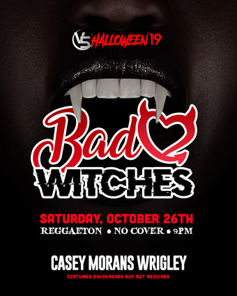 """""""Bad Witches"""" @ Casey Moran's"""