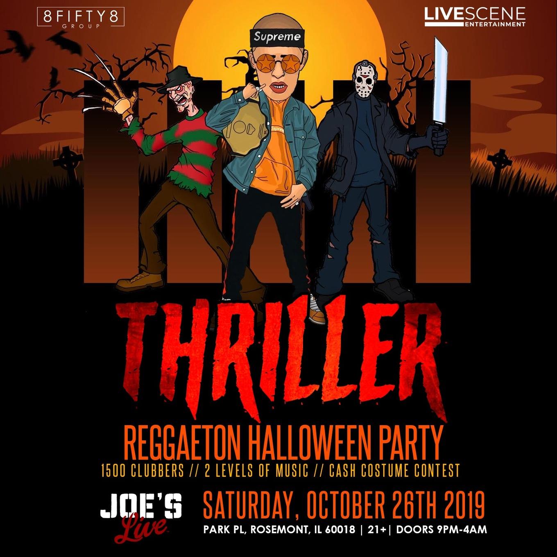 Halloween Party 2020 Rosemont Halloween Costume Party in Rosemont   Tickets   Joes Live