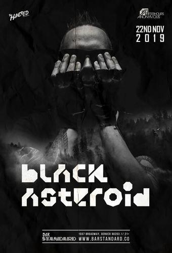 Black Asteroid