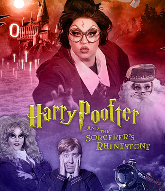 Harry Poofter And The Sorcerer's Rhinestone
