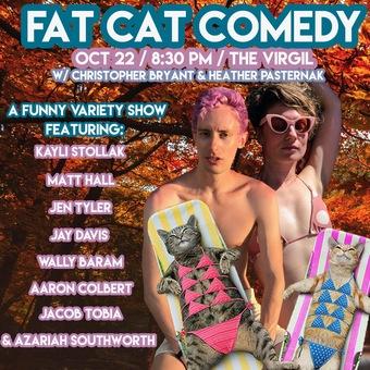 FAT CAT COMEDY