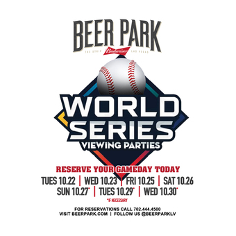 World Series 2019 Viewing Party