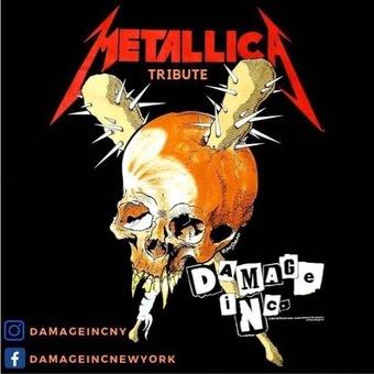 Damage Inc. (Metallica Tribute)