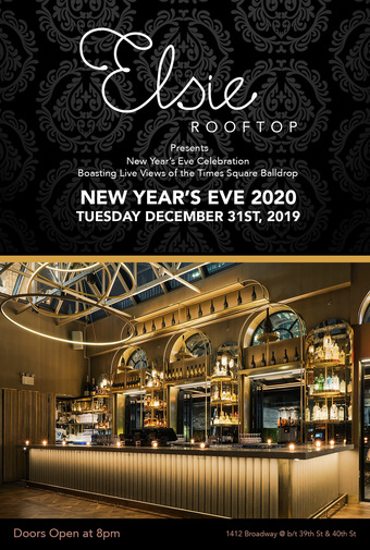 New Year's Eve at Elsie