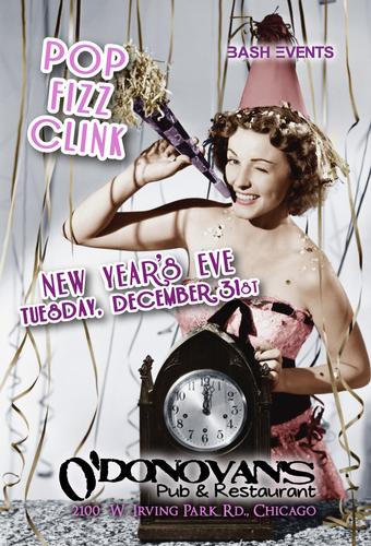 New Year's Eve 2020: O'Donovan's Pub & Restaurant