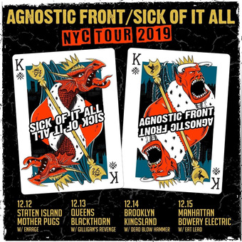 Agnostic Front/ Sick of It All