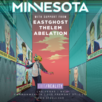 NFBN w/ MINNESOTA with guests Eastghost + Thelem + Abelation