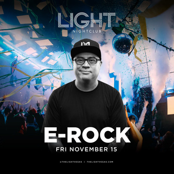 E-Rock at LIGHT Vegas