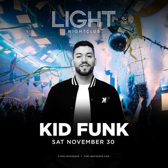KidFunk at LIGHT Vegas